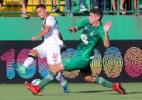 """""""Entramos dormindo um pouco"""", diz Evander após empate do Vasco - Liamara Polli/AGIF"""