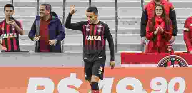Veiga é um dos destaques do Atlético na Copa Sul-Americana - Gabriel Machado/AGIF