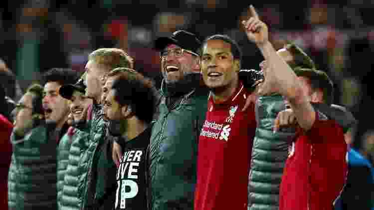 liverpool - Robbie Jay Barratt/Getty Images - Robbie Jay Barratt/Getty Images