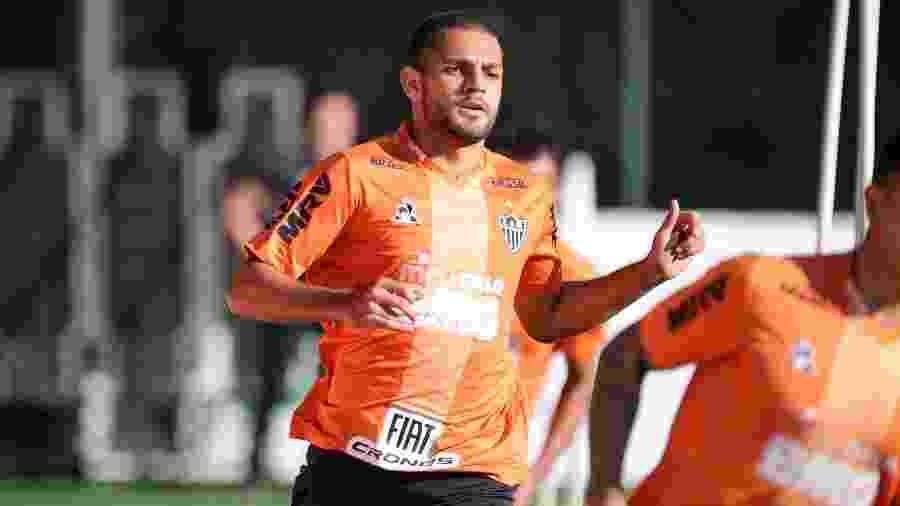 Clayton tem os direitos ligados ao Atlético-MG e chega ao Vasco por empréstimo - Bruno Cantini/Divulgação/Atlético-MG