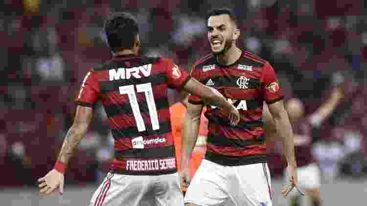 Reserva do Flamengo, Rhodolfo interessa ao Fluminense - Alexandre Vidal/Flamengo - Alexandre Vidal/Flamengo