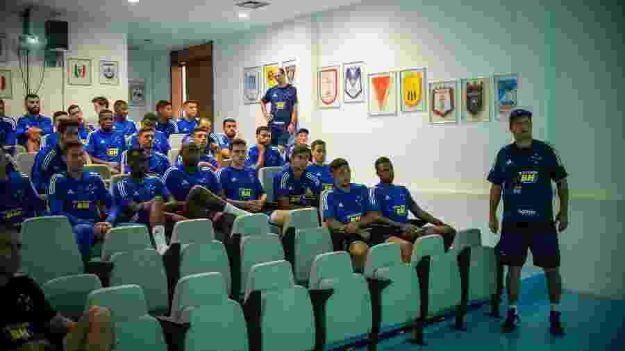 Com exceção dos garotos que vieram da base, técnico ganhou cinco reforços indicados por ele no  Cruzeiro - Bruno Haddad/Cruzeiro