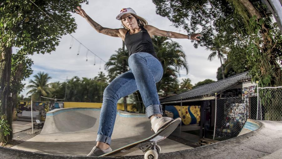 Letícia Bufoni é esperança de medalha nos Jogos Olímpicos de Tóquio - Joe Gall/Red Bull Content Pool