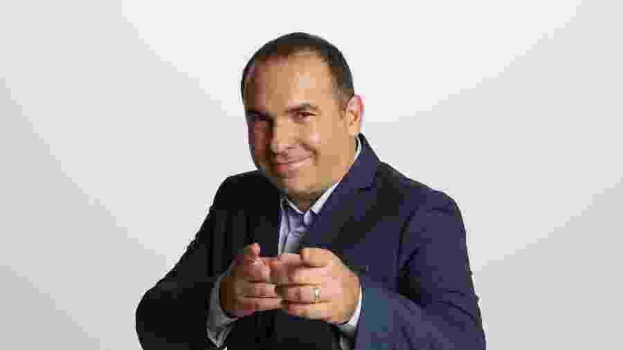 Reinaldo Gottino, apresentador com passagem pela CNN - Divulgação