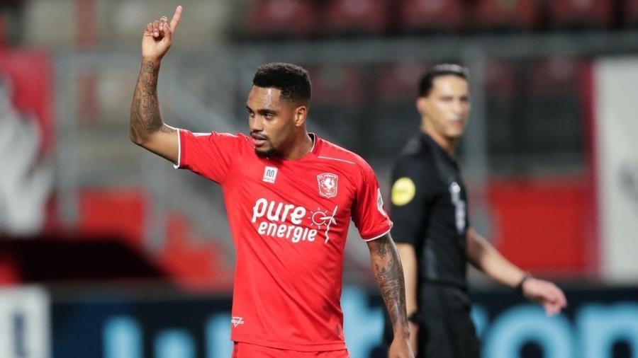 Danilo Pereira é destaque do Twente no Campeonato Holandês - Reprodução/FC Twente