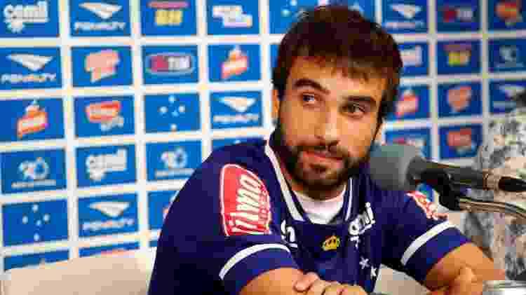 Gabriel Xavier (Cruzeiro) - Divulgação - Divulgação