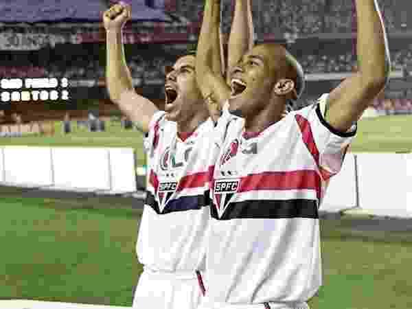 Rubens Chiri/SPFC - Rubens Chiri/SPFC