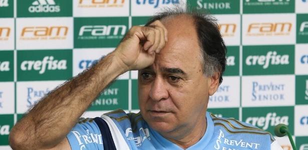 Marcelo Oliveira disse que a perspectiva do Palmeiras é boa