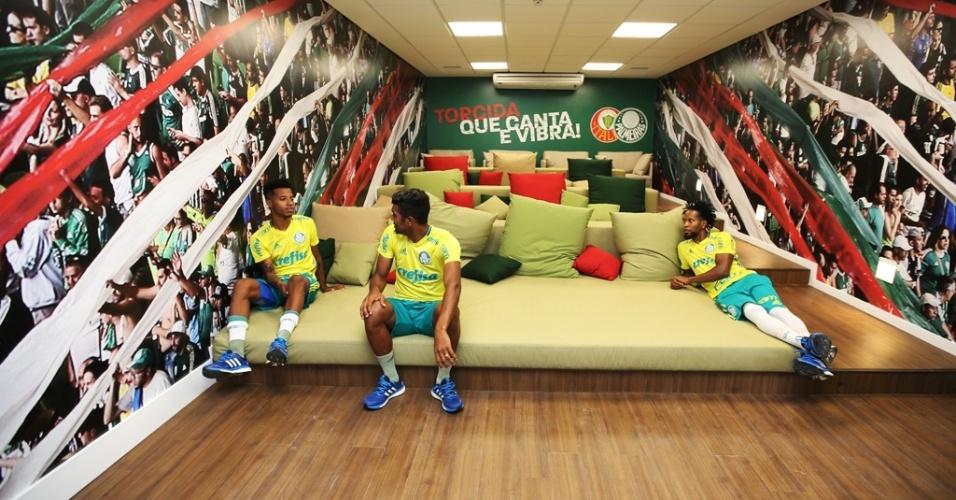 Palmeiras cinema Academia de Futebol