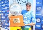 Medina vence em Portugal e embala para decisão do título mundial no Havaí - DAMIEN POULLENOT/WSL/Divulgação