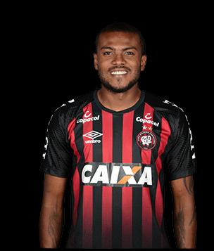 Marcelo Cirino, atacante do Atlético-PR