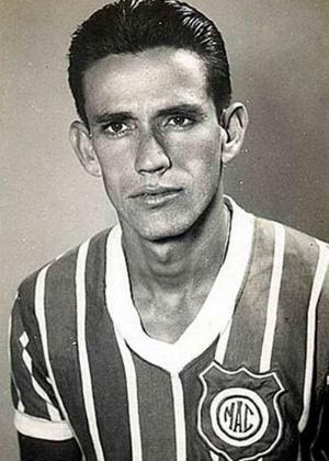 Ex-meio-campista foi revelado pelo futebol do RJ na década de 50; depois, passaria por clubes de SP e PR - @MadureiraEC_BR/Twitter