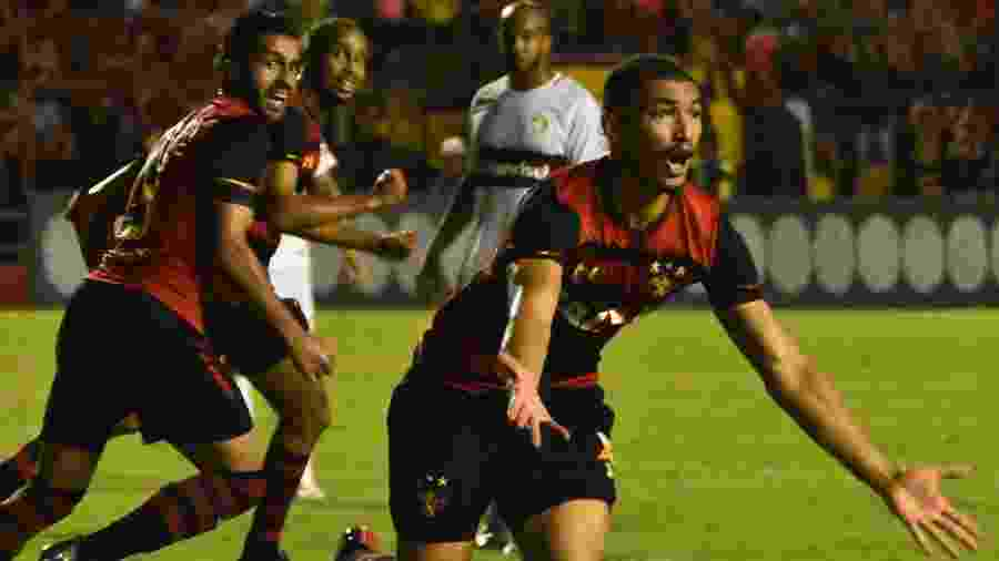 Adryelson está na mira do Internacional, mas clube nega acerto com jogador - Paulo Paiva/AGIF