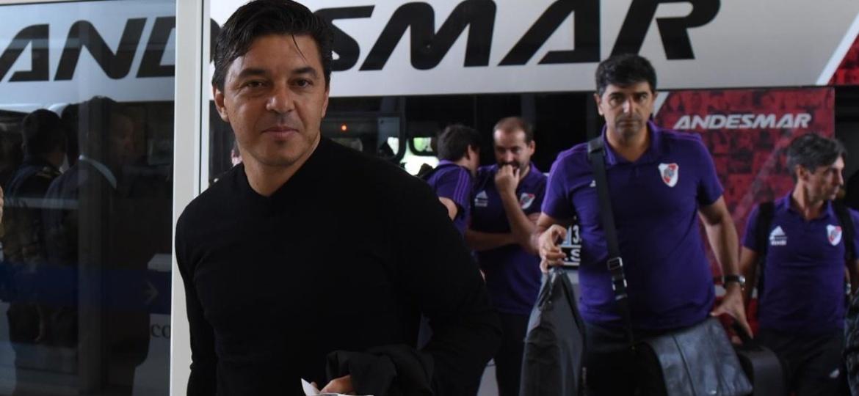 Marcelo Gallardo segue no comando do clube em 2019, segundo o presidente do River Plate - Divulgação/CA River Plate