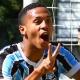 Promessa do Sub-20 recebe assédio europeu, e Grêmio corre por renovação
