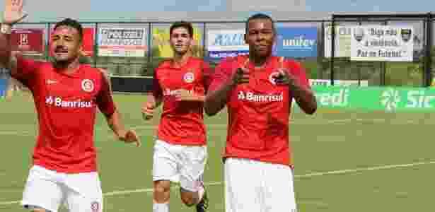 Inter estreia com pé direito e passa fácil pelo Trem-AP na Copinha ... 9fffdb07ea53c