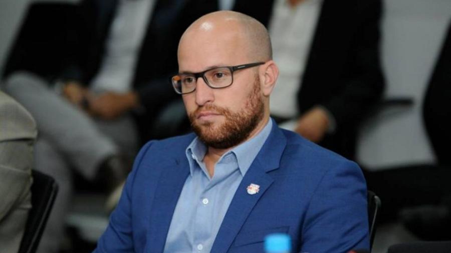 Thiago Scuro, diretor-geral do Red Bull Bragantino - Divulgação/FPF
