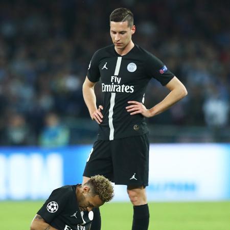 Draxler deve ser negociado pelo time francês - Matteo Ciambelli/NurPhoto via Getty Images