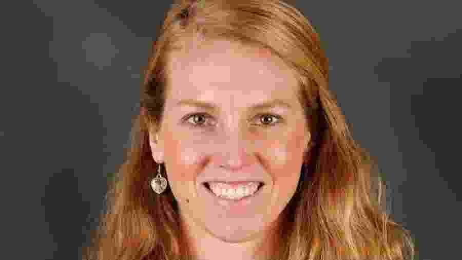 Alyssa Nakken, assistente do San Francisco Giants  - Divulgação/San Francisco Giants