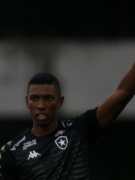 Kanu está avaliado em aproximadamente 3 milhões de dólares - Vitor Silva/Botafogo