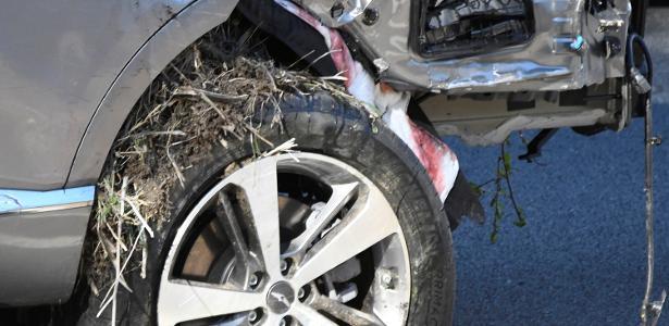 Acidente de carro em Los Angeles | Tratamento de Tiger Woods é bem-sucedido e golfista 'se recupera'
