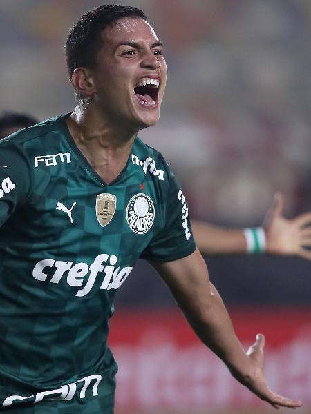 Renan está avaliado entre 8 e 10 milhões de euros pelo Palmeiras - Raul Sifuentes/Getty Images