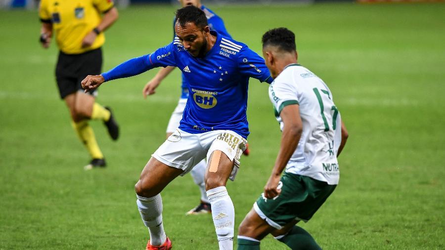 Cruzeiro e Guarani ficaram no empate em jogo de muitos gols no Mineirão - Mineirão/Divulgação