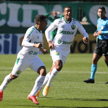 Jenison e Felipe Marques marcaram para o Dourado - AssCom Dourado