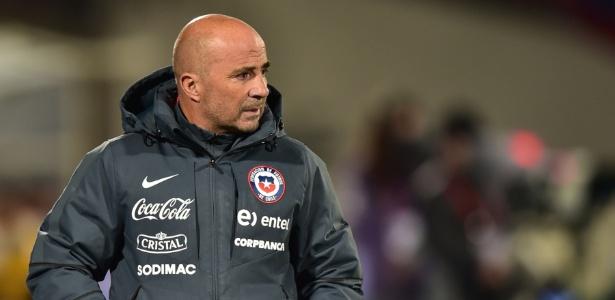 Sampaoli não deseja seguir no comando da seleção chilena