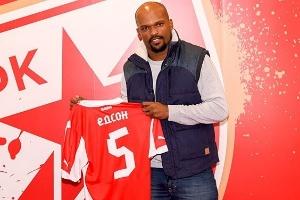 Edson Silva vai usar a camisa 5