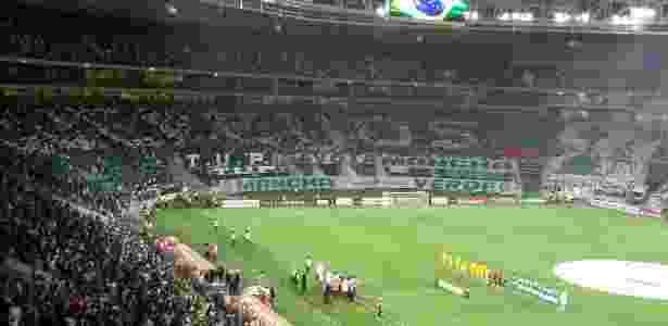 c7df87bb61 Palmeirenses prometem tumultuar cinema na Arena. Construtora defende ...