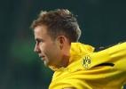 Dortmund diz que Gotze está fora da temporada e deve voltar no meio do ano - Ronny Hartmann/Getty Images