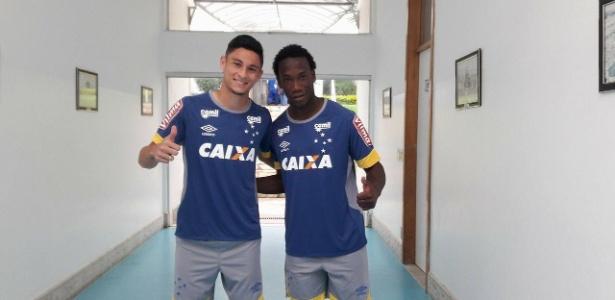Diogo Barbosa e Caicedo foram os primeiros anunciados. Hudson e Thiago Neves completam lista