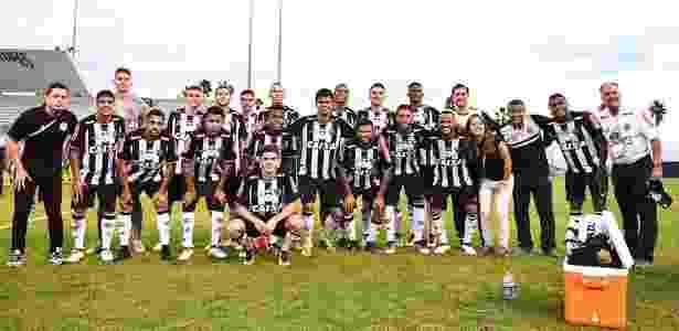 Dos 20 jogadores que estiveram na Florida Cup, apenas um não é formado pelo Atlético-MG - Divulgação Atlético-MG