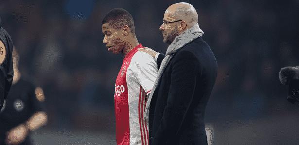Reprodução/Ajax FC