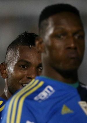 Música de Mina aproximou Borja desde a chegada ao Palmeiras