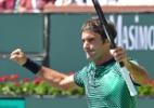 Federer domina Sock em Indian Wells e faz