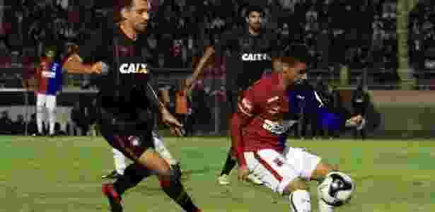 Paraná x Athletico se enfrentarão nesse domingo na Vila Capanema - Comunicação PRC