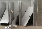 Torcedores do América-RN depredam Arena das Dunas após eliminação; assista (Foto: Reprodução)