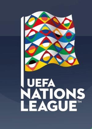 Logo da Liga das Nações da Uefa