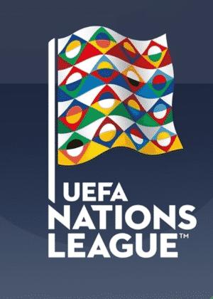 O logo da Liga das Nações, novo torneio da Uefa - Divulgação