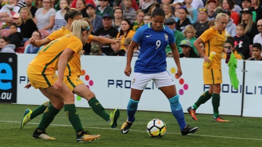 Seleção havia enfrentado a Austrália também no último sábado (16) - Fernanda Coimbra/CBF