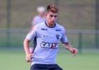 Gringo brilha em estreia pelo Atlético-MG, mas interino pede cautela (Foto: Bruno Cantini/Clube Atlético Mineiro)