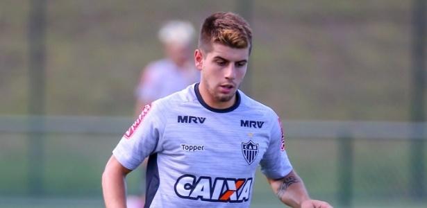 Promessa do futebol argentino, Tomás Andrade vai ficar um ano no Atlético-MG - Bruno Cantini/Clube Atlético Mineiro