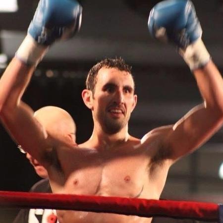 Scott Westgarth, lutador de boxe britânico - Reprodução/Twitter