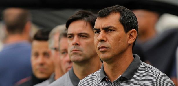 Corinthians de Carille se preocupa com a logística para jogo da Libertadores em Lara