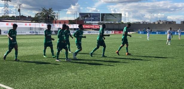 03a81bc353cca Palmeiras bate Real Madrid na Espanha e vence Mundial sub-17 pela 1ª ...
