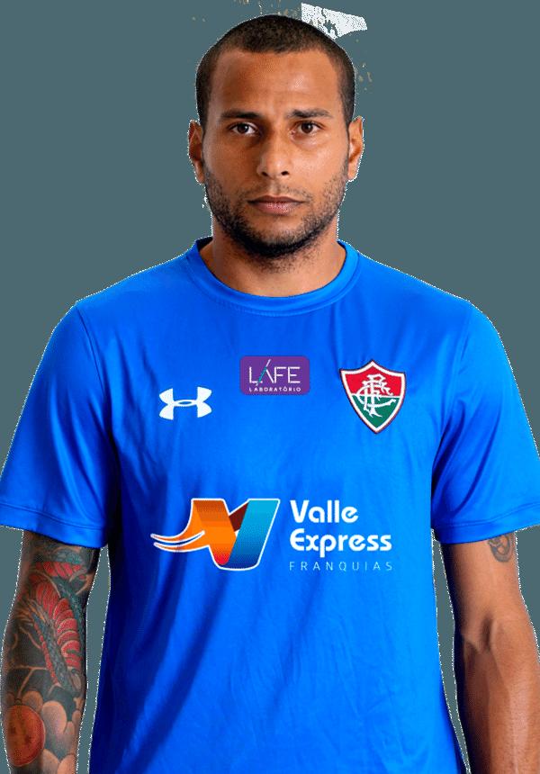 Rodolfo Alves De Melo, goleiro do Fluminense