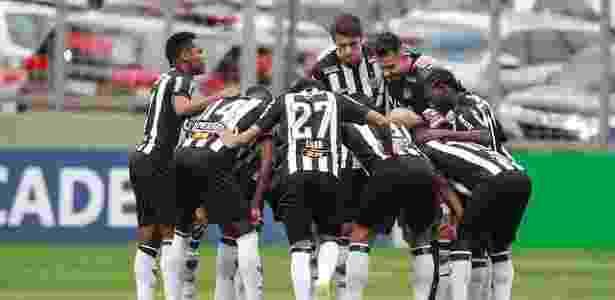 Jogadores do Atlético-MG aguardam pagamento de salários referentes a setembro e outubro - Bruno Cantini/Atlético-MG