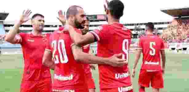 Vila Nova venceu a Aparecidense por 1 a 0 - Douglas Monteiro/Vila Nova FC - Douglas Monteiro/Vila Nova FC